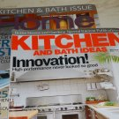 Lot of 2 Home Remodelling Magazines Better Homes & Gardens & Home  May/June 2005
