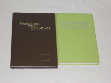 (SOLD) Reasoning from the Scriptures / Is the Bible Really the Word of God Watch Tower