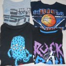 Lot of 4 Boys XS T-Shirts Old Navy, The Children's Place