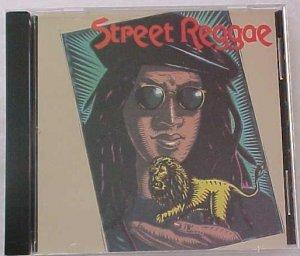 Street Reggae (CD, Jan-1994, K-Tel Distribution)