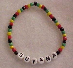 Guyana Beaded Bracelet by Island Junkee