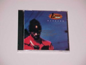 Blessed by Beenie Man (CD, Jul-1995, Island Jamaica)