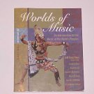 Worlds of Music: Introduction to the Music of the World's People-Jeff Todd Titon (2004, Paperback)