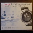 BEURER PM 65 HEART RATE MONITOR THE WATCH IS DEFECTIVE
