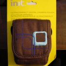 Init Ultracompact Digital Camera Pouch Brown (NT-PBN04)