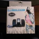 Alcatel 2 in 1 Music Station COMPATIBLE with ALL iPod's