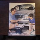 2001 Mercedes-Benz The Collection Accessories Brochure