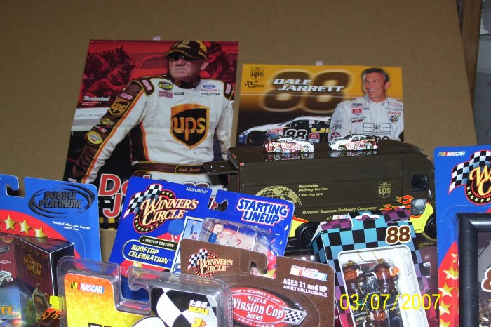 collectable nascar