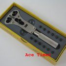 Watch Waterproof Case Screw Back Opener wrench + Free Polish Cloth