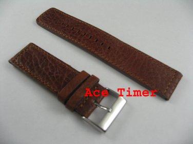 26mm Honey MegaStrap Vintage Pilot Watch Strap Band