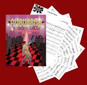 Sheet Music for Dance Like Nobody's Watching