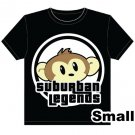 Monkey T-shirt Size: Small