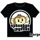 Monkey T-shirt Size: Large