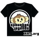 Monkey T-shirt Size: XX-Large