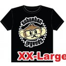 Hipster Monkey T-shirt Size: XX-Large