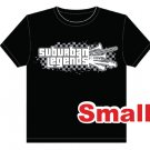 SL Checkers T-shirt Size: Small