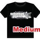 SL Checkers T-shirt Size: Medium