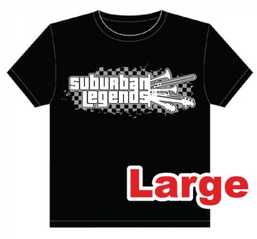 SL Checkers T-shirt Size: Large