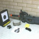 THREE 3 Fully Automatic Airsoft BELGIUM P 90 DELUXE Air Soft gun FREE SHIPPING