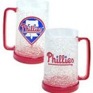 Philadelphia Phillies MLB Crystal Freezer Mug