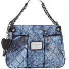 Denim Darling Blue Tote