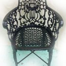 mexican furniture: patio chair