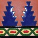 high relief stair riser tiles