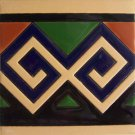 mexican high relief border tiles