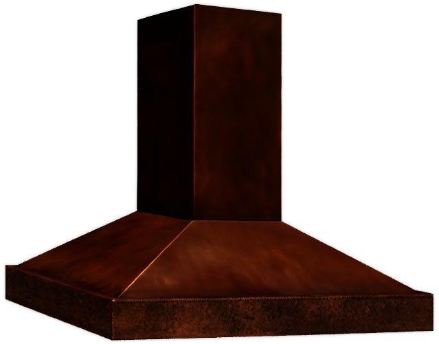 modern design copper hood