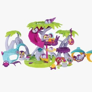 Zoobles! Razoo�s Treehouse Play Set