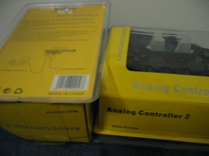 Analog Controller's PS2 Controller Durable Quality