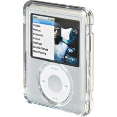 DLO Shell for iPod Nano 3 Brand New - Clear Polycarbonate
