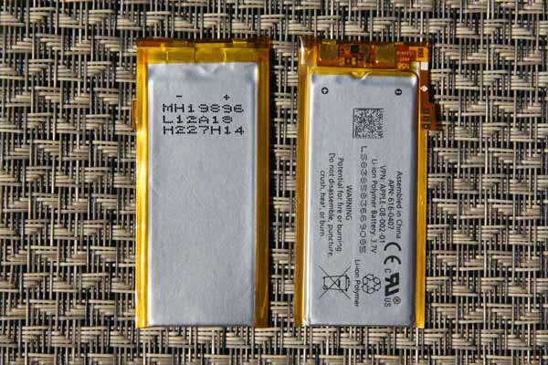 iPod Nano 4 battery, P/N:16-0407 , high capacity, high quality. A+++