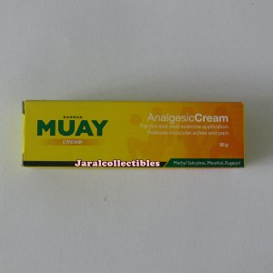 Muay Thai Kick Boxing Analgesic Massage Cream Namman Sport Exercise Strain Sprain 30g