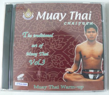 Muay Thai Kick Boxing MMA Training VDO CD Gift K-1 Traditional Mixed Martial #3