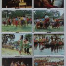 Poster Collection Education Thailand Thai Play Game Regatta Puppet Riding Show