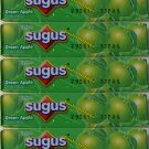Sugus Candy Chewy Taffy Green Apple Flavor Sweet Yummy Sweety 50 pcs Flavour