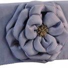 Lavender Rose Long Wallet