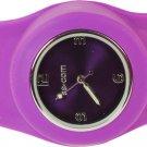 Passionate Purple Slap Watch