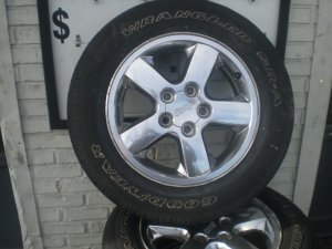 jeep Grand Cherokee Rims 17 Inch