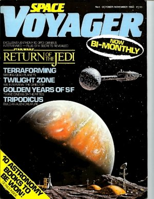 Space Voyager #5 October 1983