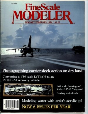 FineScale Modeler January/February 1984