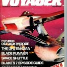 New Voyager #1 Autumn 1982 UK