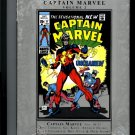 Marvel Masterworks Captain Marvel Volume 2