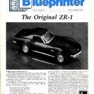 ERTL Blueprinter, v. 5, n. 4.  July/August 1991