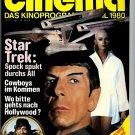 Cinema #4 April 1980  Germany