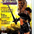 Xena Warrior Princess Official Magazine #2