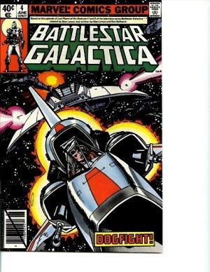 Battlestar Galactica #4 June 1979