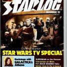 Starlog #19 February 1979