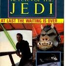 Return of the Jedi Poster Magazine #1 1983 UK